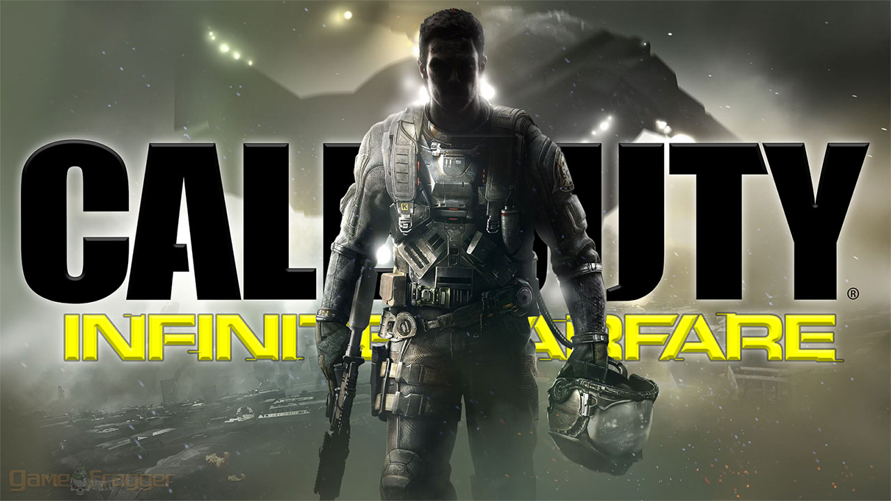CoD: Infinite Warfare Wallpaper