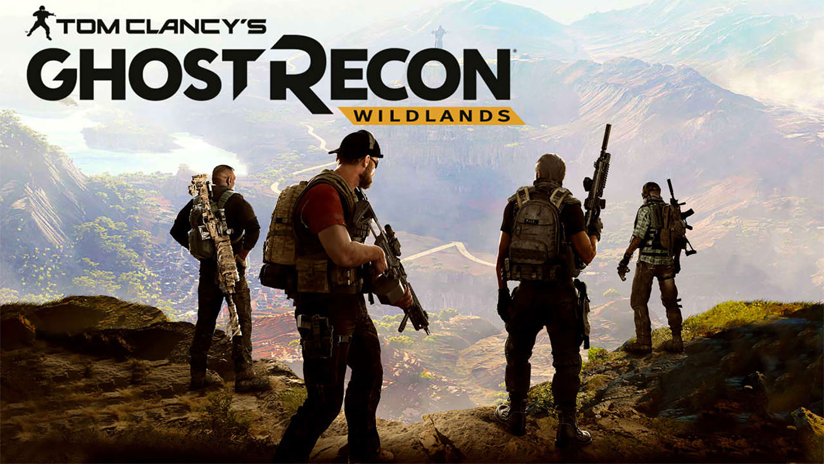 Tom Clancy's Ghost Recon Wildlands Ghost Recon Wildlands