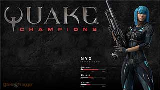 QUAKE CHAMPIONS - Nyx Wallpaper