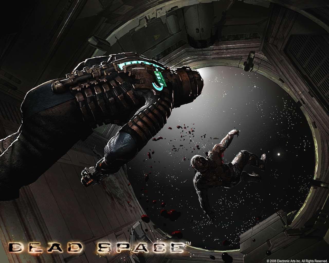 Official Dead Space Wallpaper