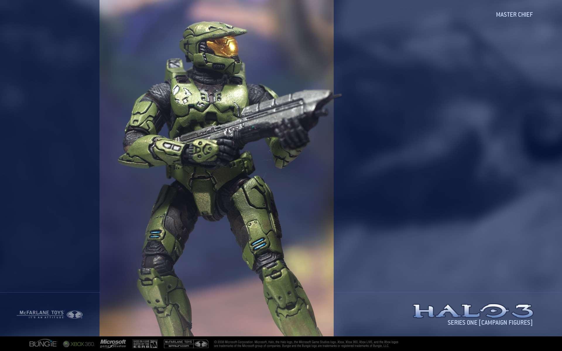 3 Halo 3 Series 1 Master Chief Wallpaper Wallpaper 3 Halo 3