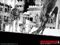 Official MGS4 Wallpaper 1