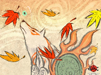 Official Okami Wallpaper 1