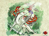 Official Okami Wallpaper 5