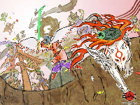 Official Okami Wallpaper 6