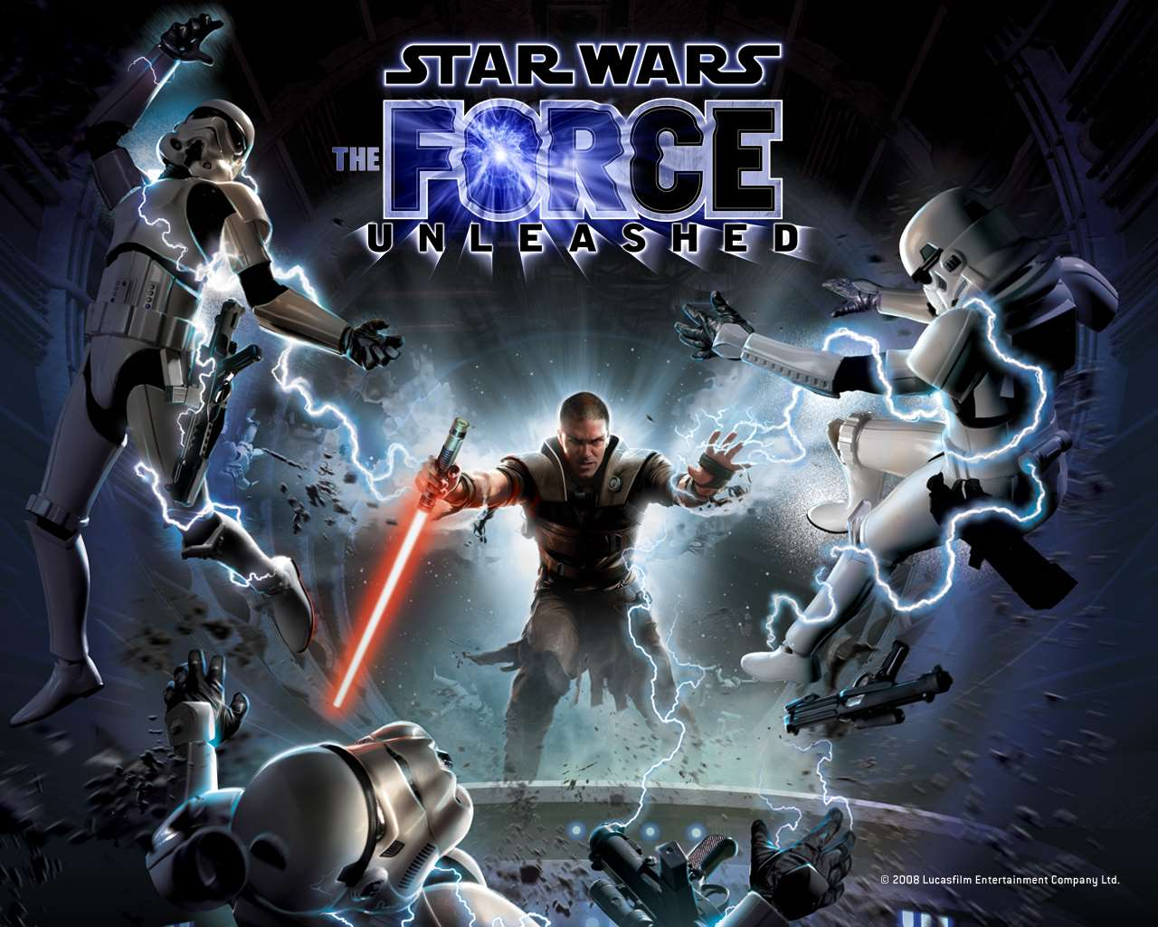 Star Wars The Force Unleashed Official Force Unleashed