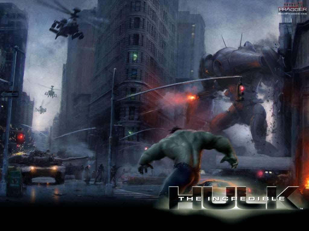 HolyFragger Incredible Hulk Wallpaper 2