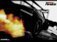 Burnout Paradise Wallpaper - 3