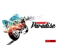 Burnout Paradise Wallpaper - Bike