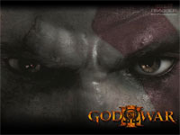 HolyFragger.com God of War III Wallpaper