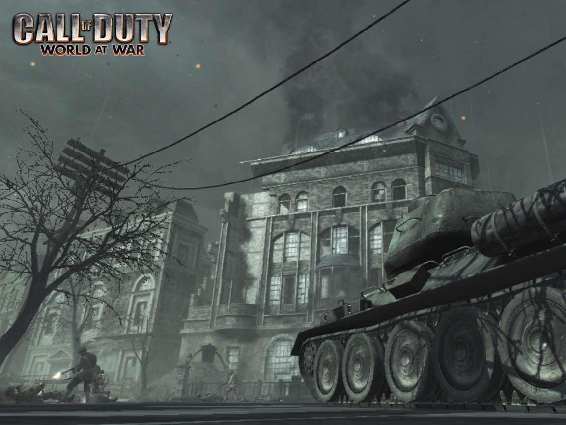 Call Of Duty World At War Cod World At War Wallpaper 3 Wallpaper