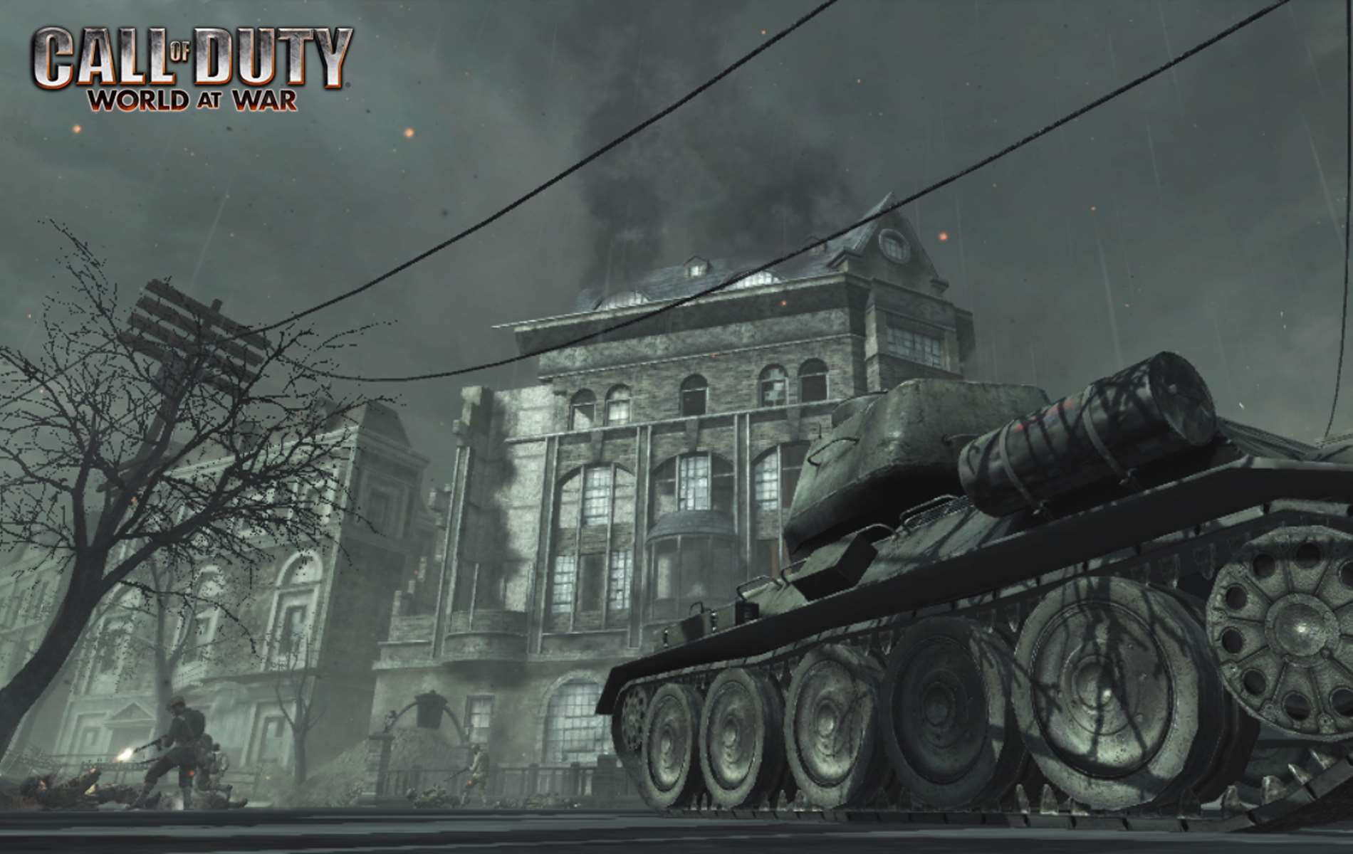 Call Of Duty World At War Cod World At War Wallpaper 3 Wallpaper
