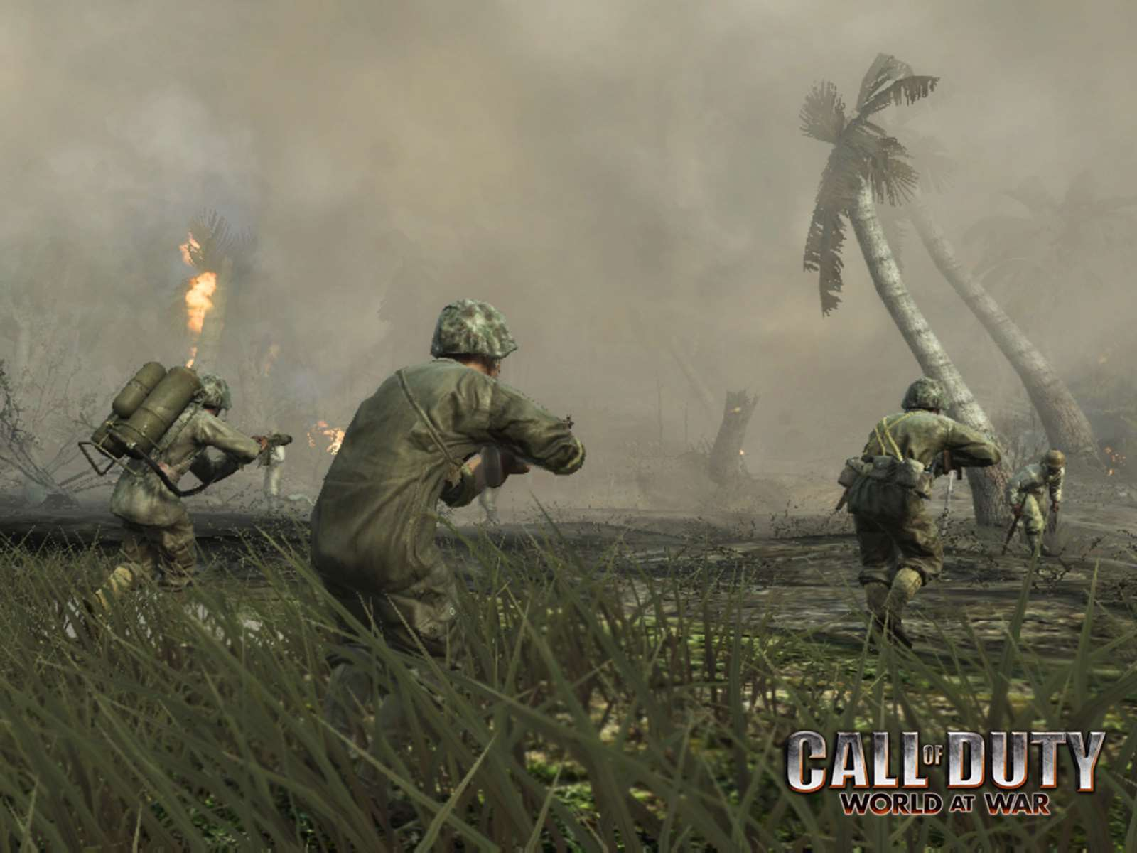 Call Of Duty World At War Cod World At War Wallpaper 6 Wallpaper