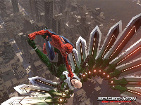 Official Spider-Man: Web of Shadows Wallpaper 3