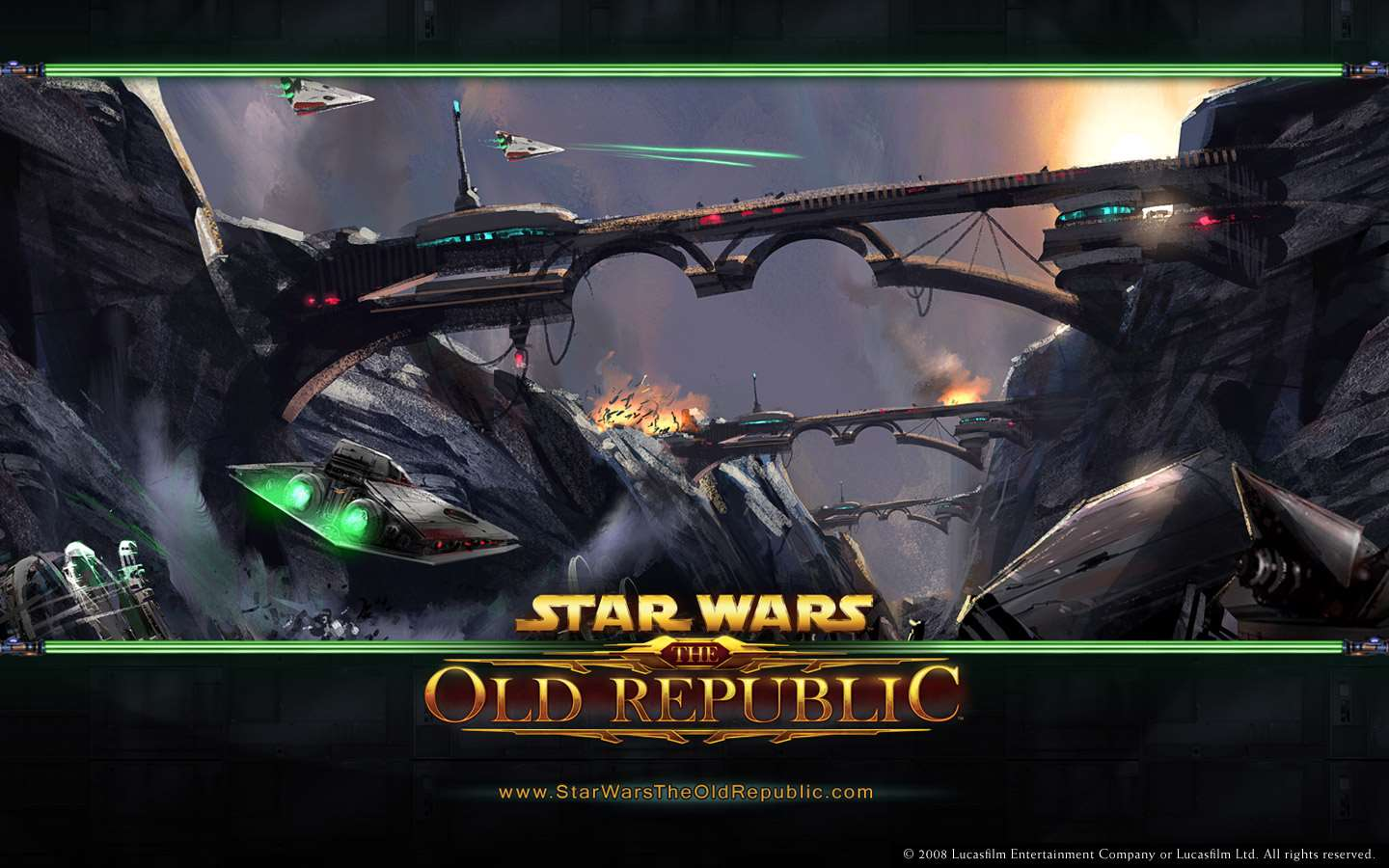 Massively Multiplayer Official Star Wars The Old Republic