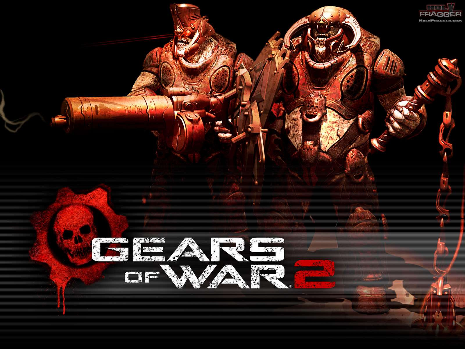 gears of war 2 holyfragger gears of war 2 wallpaper 6 - boomers