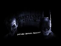 Batman: Arkham Asylum Wallpaper