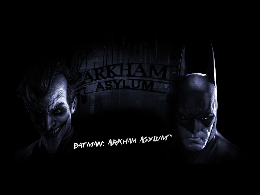 Batman Arkham Asylum Wallpapers 2