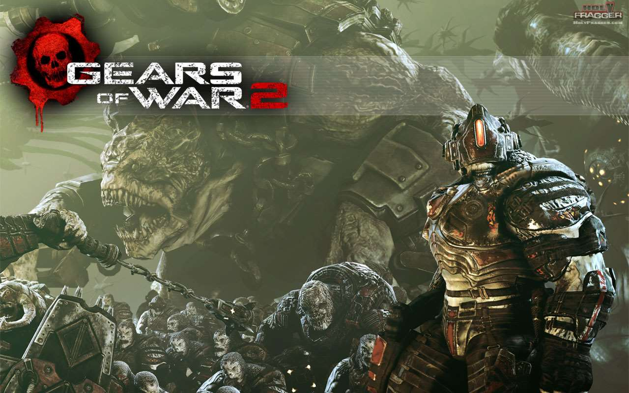 Gears Of War 2 Holyfragger Com Gears Of War 2 Wallpaper 10