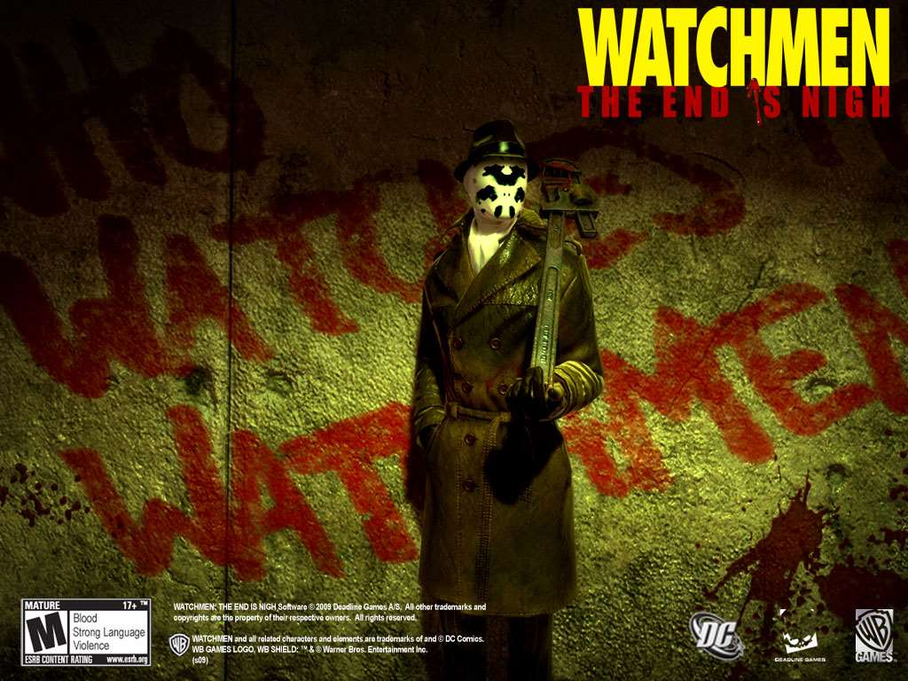 Watchmen - The End is Night 2 Wallpapers 3