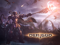 Official Demigod Wallpaper - Torchbearer