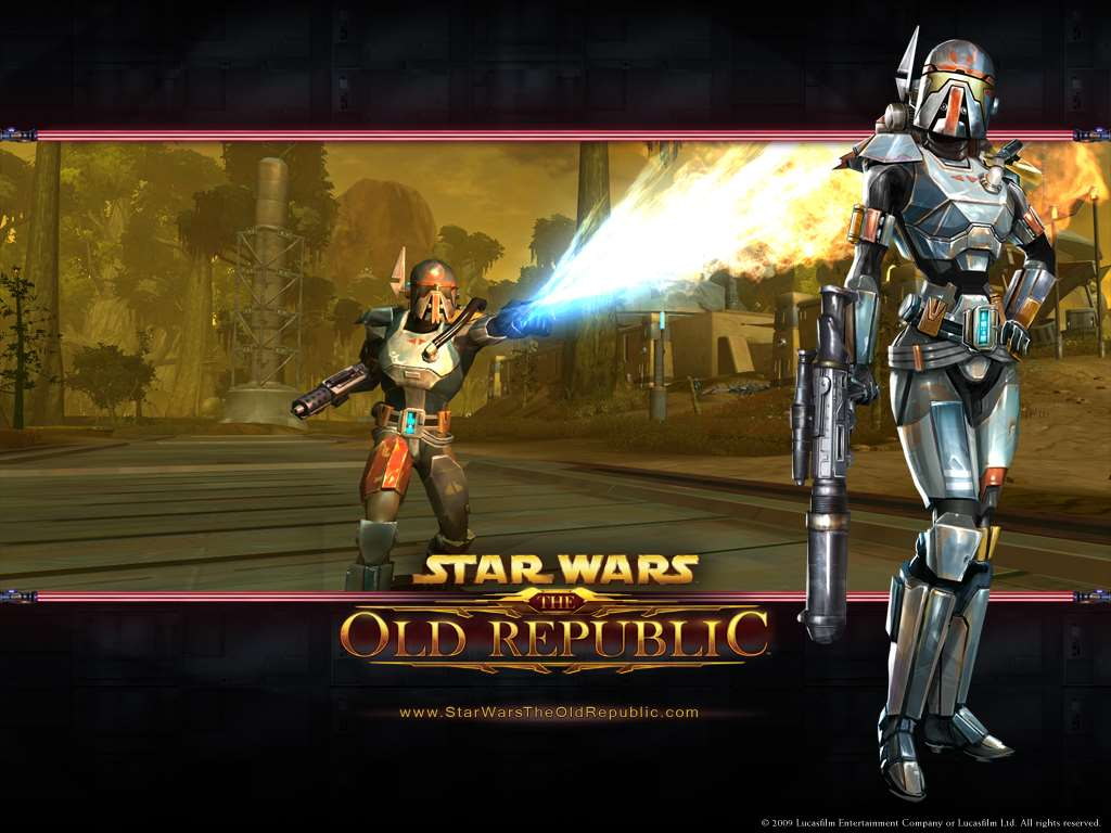 Swtor Bounty Hunter Wallpaper 70 Images