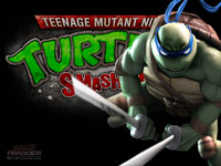 TMNT: Smash-Up Leonardo Wallpaper