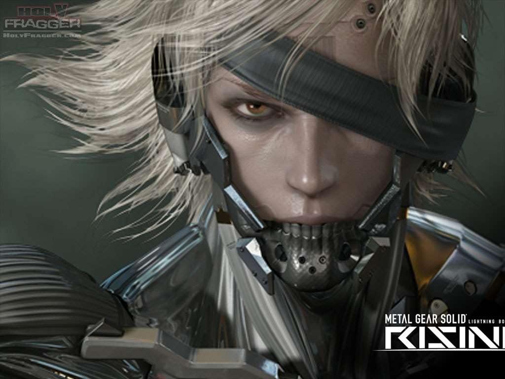 "Metal Gear Solid: Rising Wallpaper ""The Metal Gear Solid series is one of"