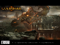 HolyFragger.com God of War III Wallpaper 6