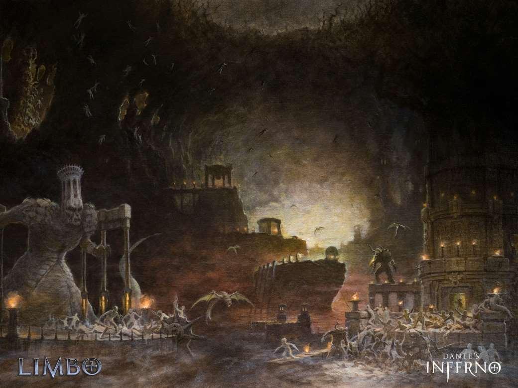 Multiplatform Dante S Inferno Wallpaper Limbo Wallpaper