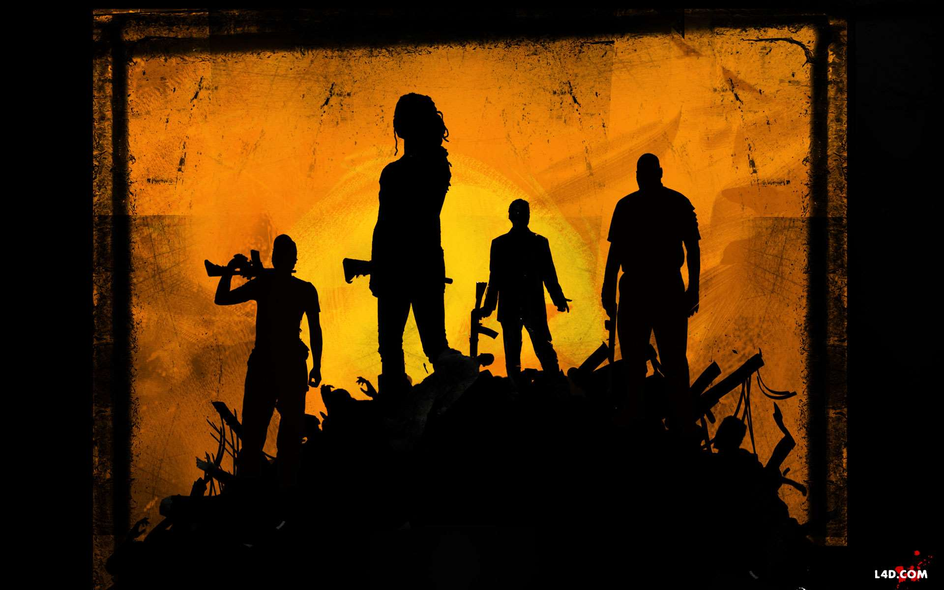 Left 4 Dead 2 Left 4 Dead 2 Wallpaper 1 Wallpaper Left 4 Dead 2
