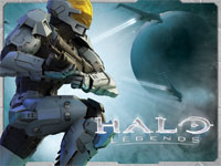 Halo Legends Wallpaper - 2