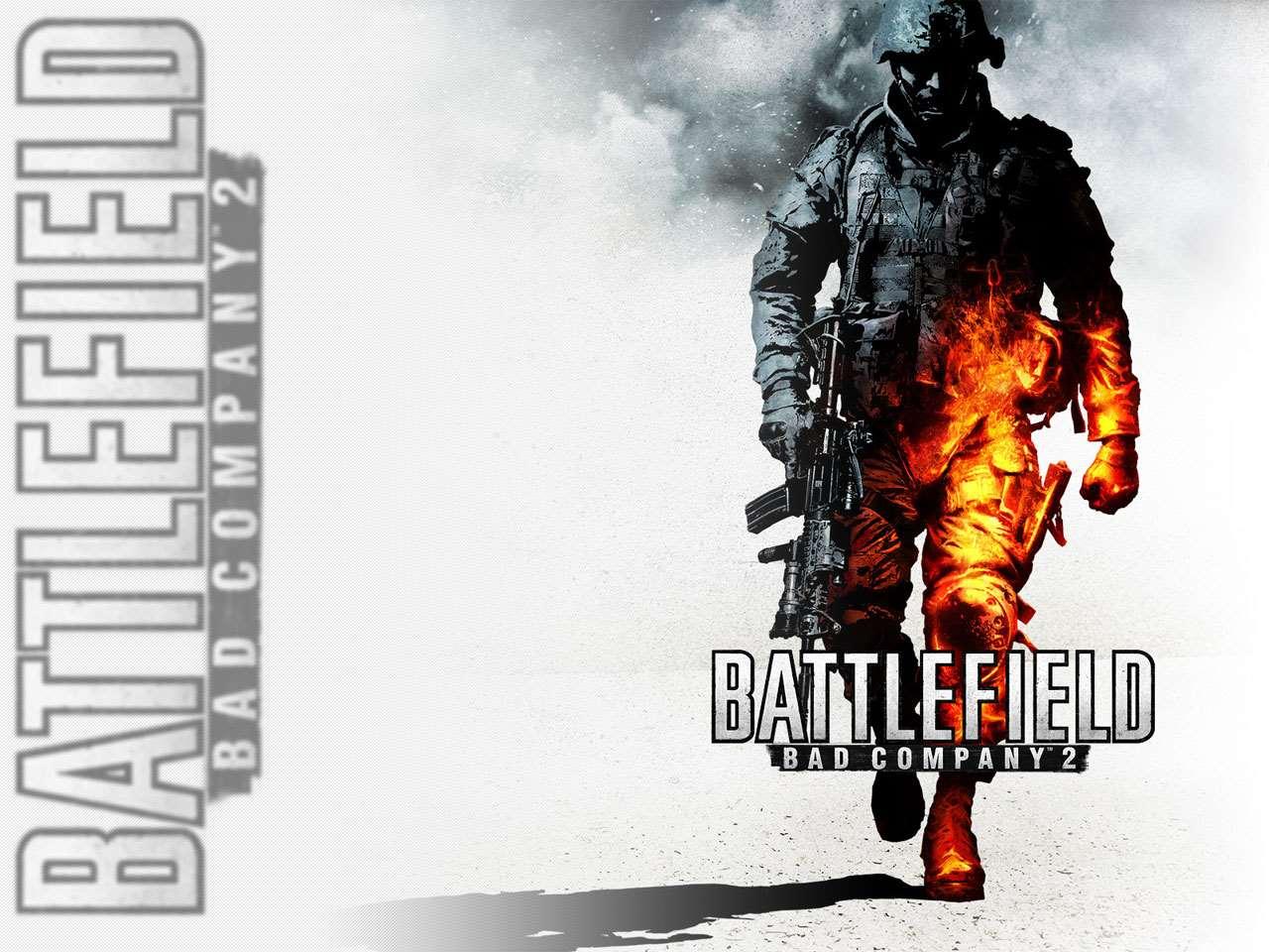 Battlefield Bad Company 2 Battlefield Bad Company 2 Wallpaper