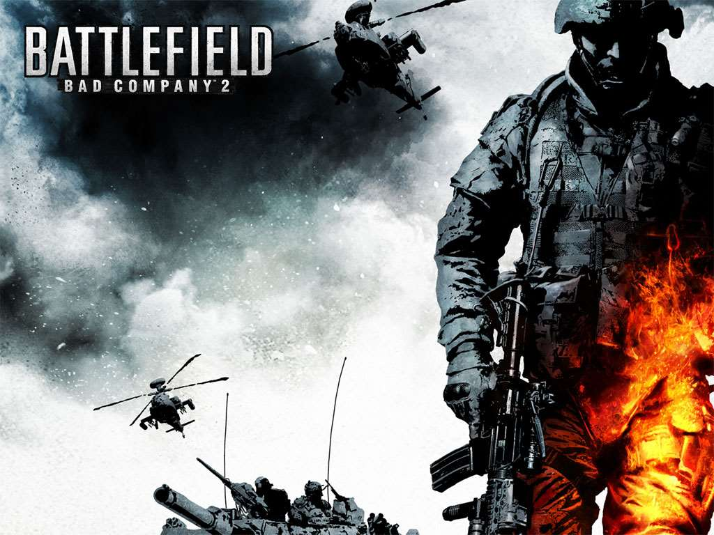 Battlefield Bad Company 2 Battlefield Bad Company 2 Wallpaper 3