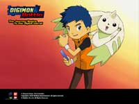 Digimon Battle Wallpaper 3