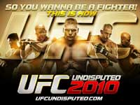 UFC Undisputed 2010 Wallpaper - 3