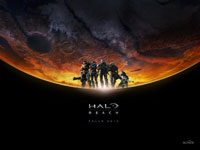 Halo: Reach Wallpaper 3