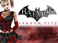 Batman: Arkham City Wallpaper - Harley Quinn