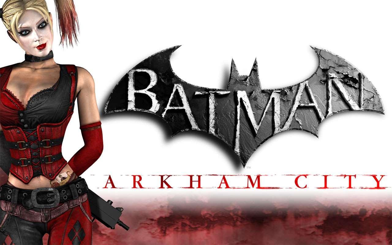 Batman Arkham City Batman Arkham City Wallpaper Harley Quinn