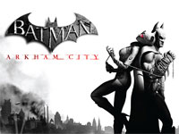 Batman: Arkham City Wallpaper - Batman & Catwoman