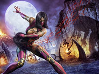 Mortal Kombat Wallpaper - Mileena
