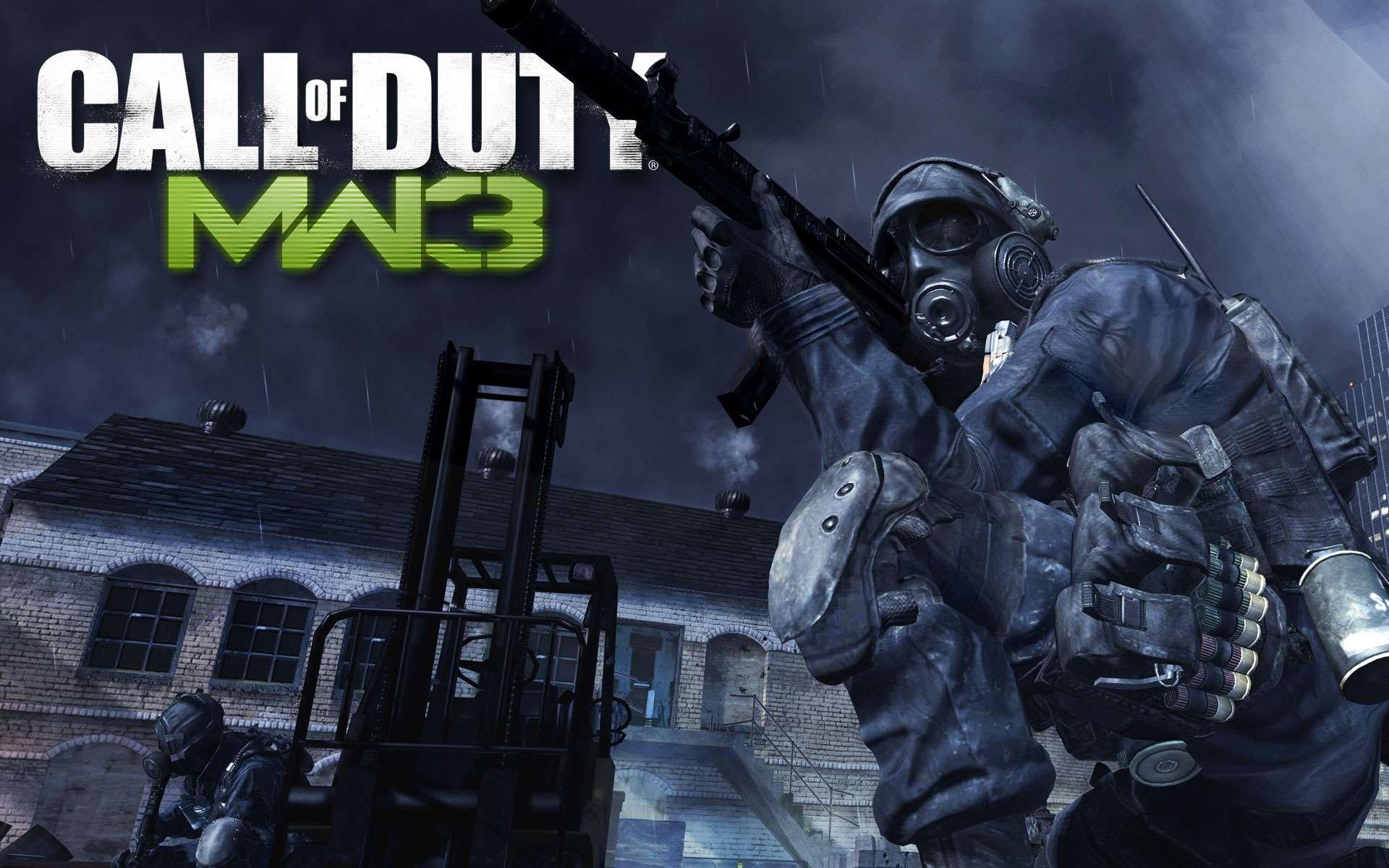 Call Of Duty Modern Warfare 3 Modern Warfare 3 Wallpaper 3