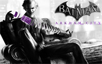 Batman: Arkham City Wallpaper - The Joker