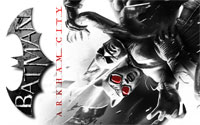 Batman: Arkham City Wallpaper - Batman & Catwoman 2