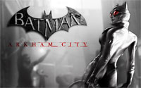 Batman: Arkham City Wallpaper - Catwoman